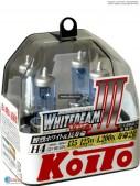 Галоген KOITO Whitebeam H9 (4000K)