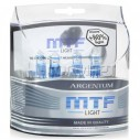 Галоген MTF Argentum+80% H1 (4000К)