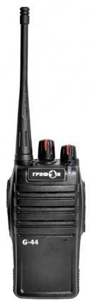 Рация ГРИФОН G-44 (400-470 MHz-UHF) (LPD+PMR) Li-ION 1500 mAh