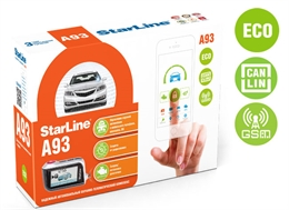StarLine A93 CAN+LIN GSM ECO